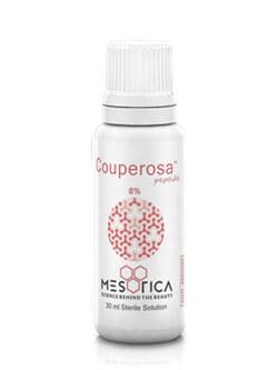 Hajszálérerősítő (Couperosa) kezelé