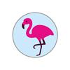 Flamingo, 5,5 mm-es